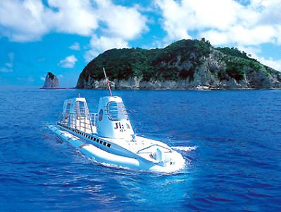 제주 서귀포잠수함