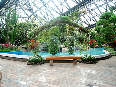 여미지식물원제주